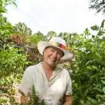 Retired Grandma Grows Profits in Her Herb Garden