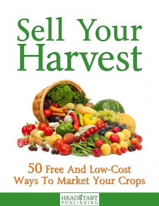 sell your harvest book